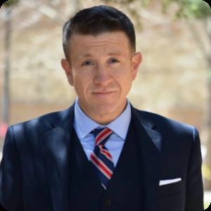 Headshot of Dr. Richard Allen Carter